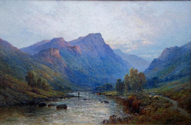Alfred Fontville De Breanski John Nicholson Fine Art