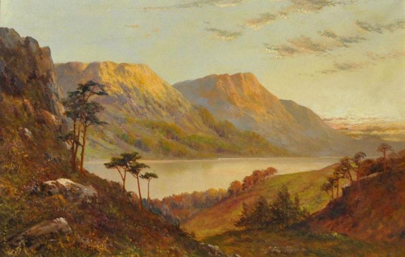 Glen Williams Oil Painter