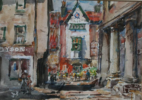 Market Place Whitby