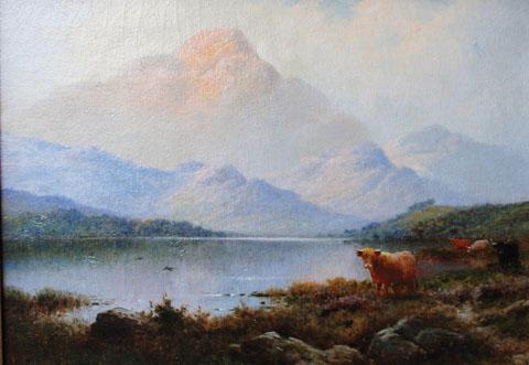 Loch Tay Evening