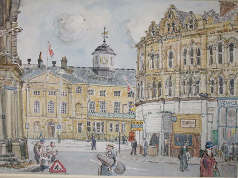 The Guild Hall, Newcastle