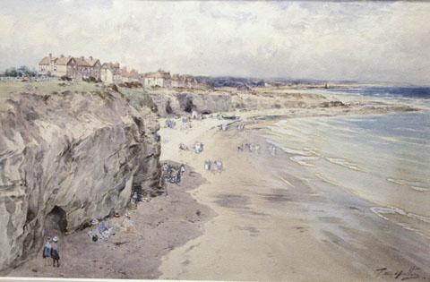 Roker Beach and Seaburn