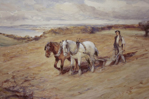 'The Ploughman of Ayr
