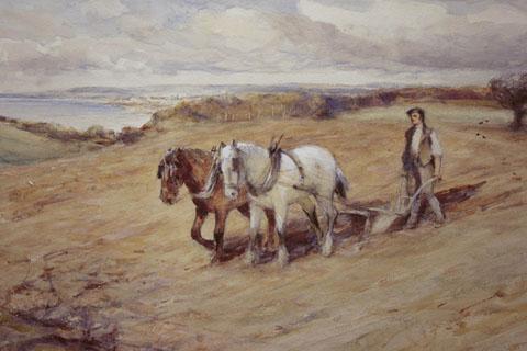 'The Ploughman of Ayr
