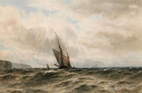 Fishing Boats 1896
