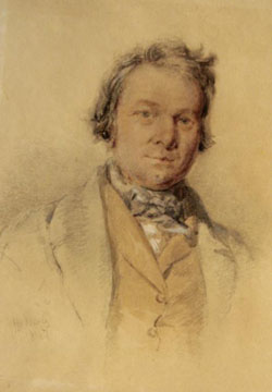 Portrait of George Lisle