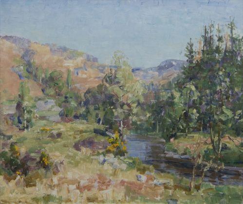 A Highland River Scotland