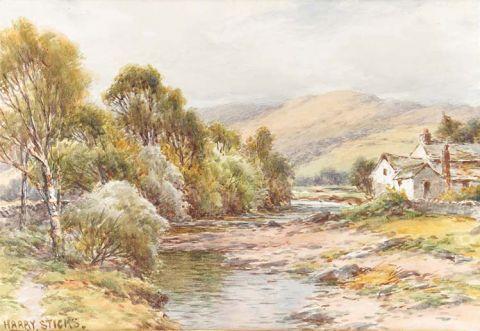 A Lakeland Cottage