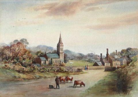 A Northumberland Village