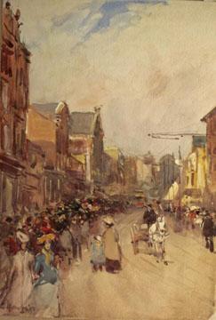 Old Grainger Street, Newcastle
