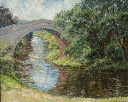 Private Fishing, Alnwick