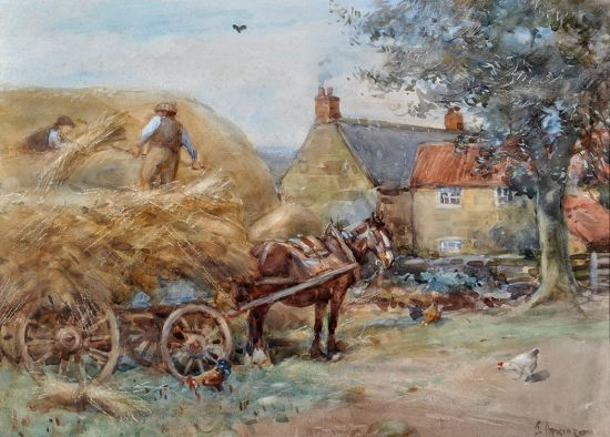 Building the Haystack