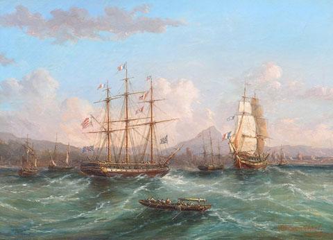 Off Crimea