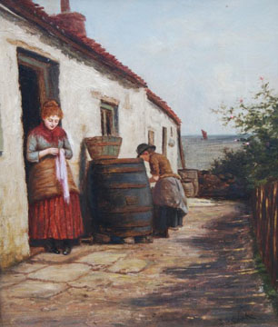 Cullercoates Fisherwomen