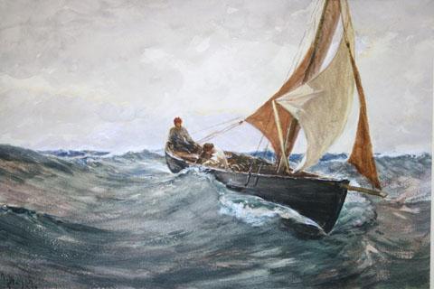 Mackrel Fishing