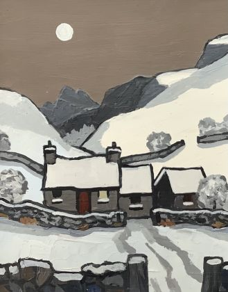 Cottage in the Carneddau