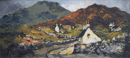 Cottages near Snowdon