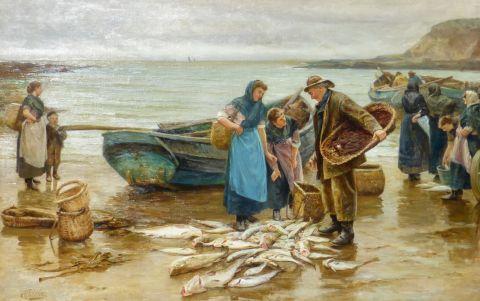 Cullercoates A Good Catch