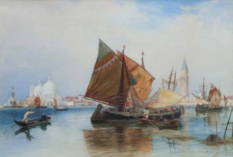 Deojozzi off the Ducal Palace, Venice