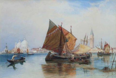 Deojozzi off the Ducal Palace, Venice