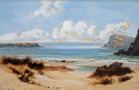 A Tranquil Beach