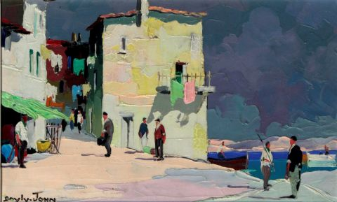Les Marigues, near Cassis, St Tropez