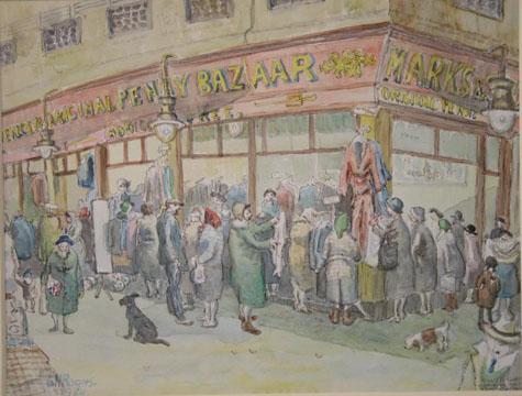 The Penny Bazaar