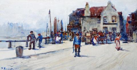 Whitby Quay