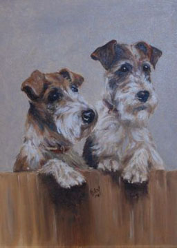 Study of two Terriers