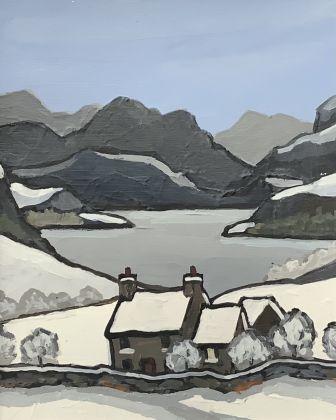 Snowdonian Lake
