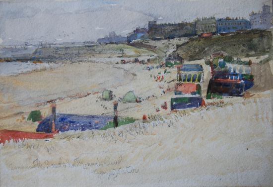 The Sands at Tynemouth