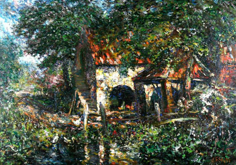 Farmhouse and Byre