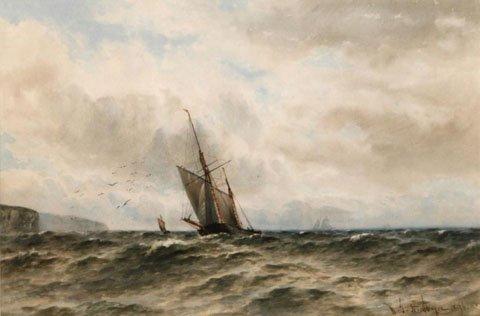 Fishing Boats 1896