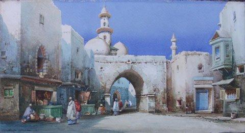 In Old Arabia