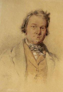 Portrait of George Lisle