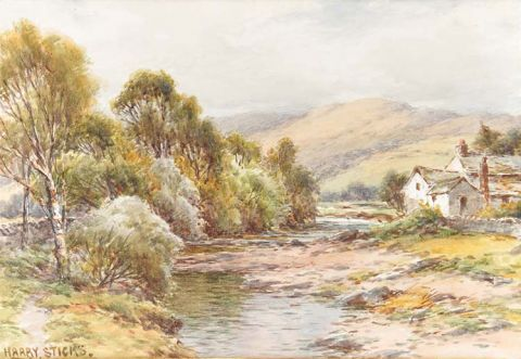 A Lakeland Cottage