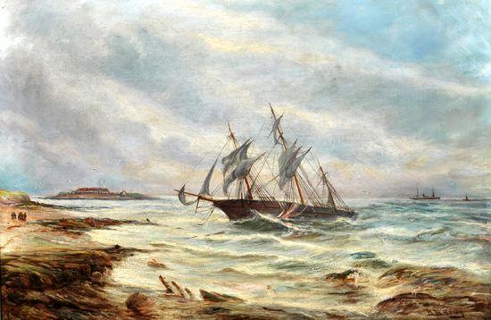 Bait Island, Whitley Bay