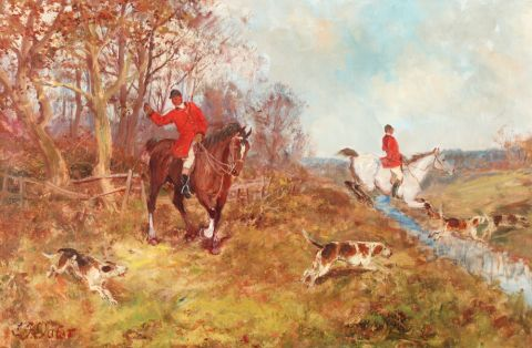 Casting the Hounds