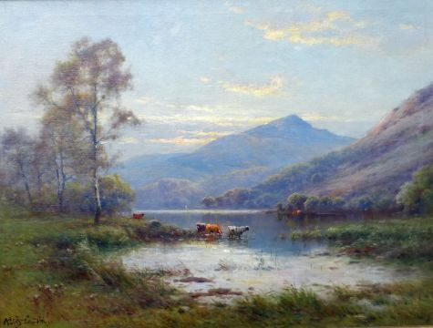Early Morning, Rydale Water
