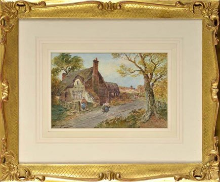 A Northumberland Cottage