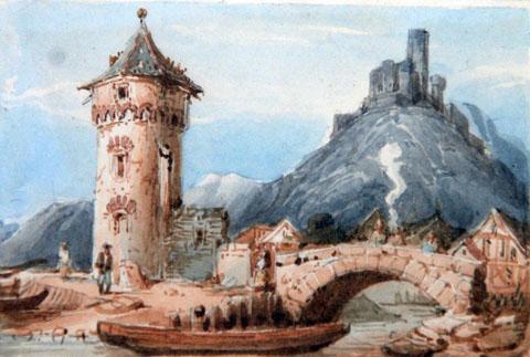 A Continental Castle