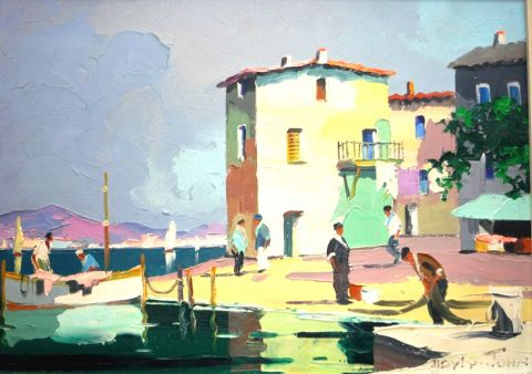 Les Martigues, French Riviera