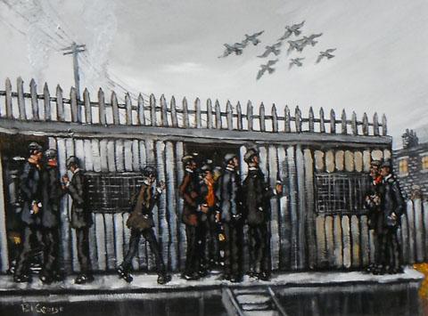 The Pigeon Cree