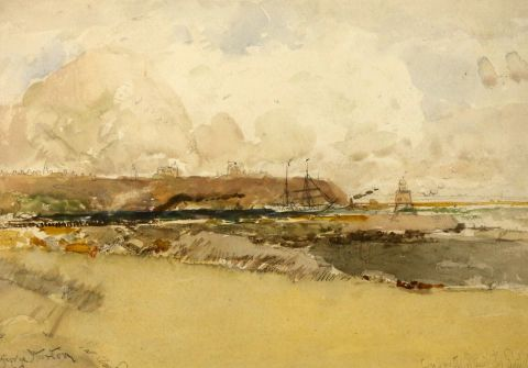 South Shields Sands