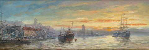 Sunrise, North Shields