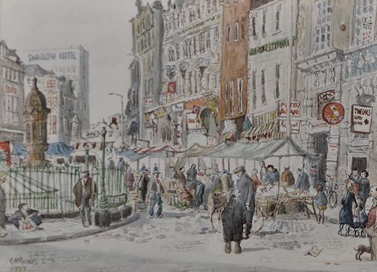 The Big Market, Newcastle