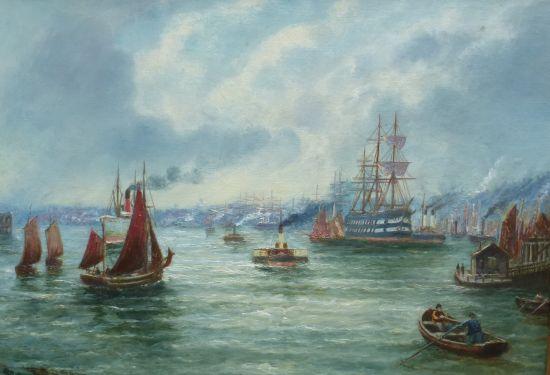 The busy Tyne