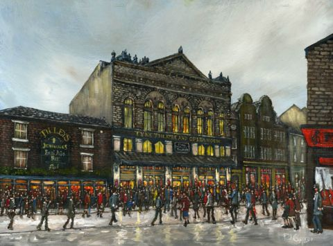 Tyne Theatre and Opera House, Newcastle