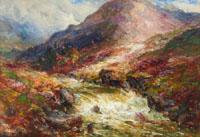 A Mountain Spate