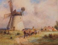 Ugthorpe Mill Near Whitby